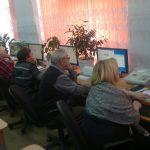 Пенсионер и компьютер - шаг в современность