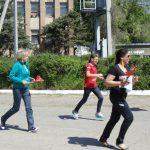 Эстафета-марафон «Знамя Победы!»
