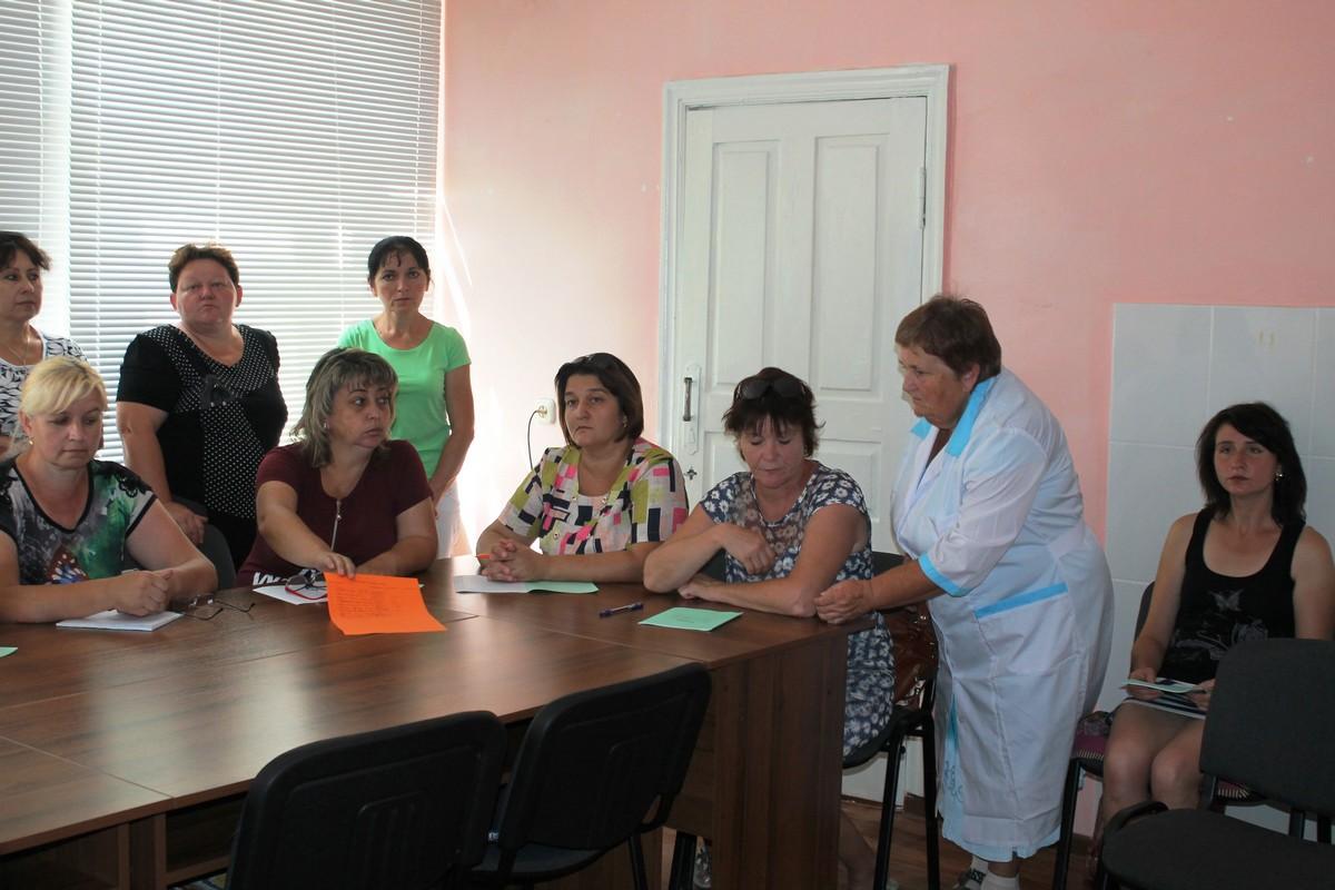 Помощь паллиативным больным и их семьям на дому