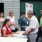 Во взаимодействии с Обществом Красного Креста