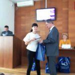 Профсоюзные активисты получили награды