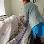 Помощь тяжелобольным