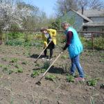Садово-огородные работы