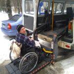 «Социальное такси» помогает маломобильным гражданам