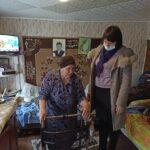 Технические средства реабилитации в помощь  жителям всех сел округа