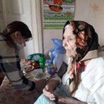 Работник отделения социального обслуживания на дому г.Светлоград