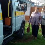Доставка и сопровождение лиц, старше 65 лет, проживающих в сельской местности Петровского городского округа в медицинские организации Ставропольского края.